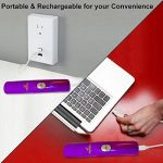 Hertzko - Lime à griffes électrique - avec câble USB - pour chien/chat/lapin/oiseau - toilettage/nettoyage en douceur - portable/rechargeable de la marque Hertzko image 1 produit