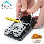 Home Solutions™ Mouse Trap Pack de 6 Kill Mice Catcher, pièges à contrôle réutilisables faciles à régler de la marque Home Solutions™ image 3 produit