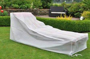 Housse de protection Protection Transat jardin Bain de soleil Chaise-longue Mobilier de jardin Toile de protection de la marque Hi Bebe image 0 produit