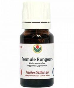 HuilesUtiles - La Formule Rongeurs - 10 ml de la marque Huiles Utiles image 0 produit