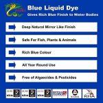 Hydra Fontaine Liquid Blue Pond Dye 500ml Algues/contrôle des mauvaises herbes de la marque HYDRA image 3 produit