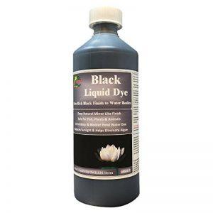 Hydra Noir Teinture Liquide 500ml Pond Dye hautement réfléchissant Finition miroir de la marque HYDRA image 0 produit