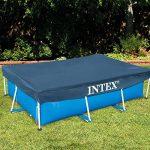 Intex 28038 Bâche pour Piscine Bleu 3.00 x 2.00 x 0.75 m de la marque Intex image 2 produit