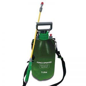 Jardin pulvérisateur à pression à dos désherbant chimique Clôture Spray Eau Bouteille, 5L FENCE SPRAYER de la marque BARGAINS-GALORE image 0 produit