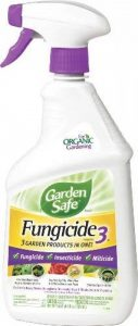 Jardin Safe 680,4gram Fungicide3insecticide/fongicide/Acaricide prêt à l'emploi Spray de la marque Garden Safe image 0 produit