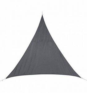 JJA 117749 Curacao Voile Ombrage Polyester Gris 3 x 3 x 3 m de la marque JJA image 0 produit