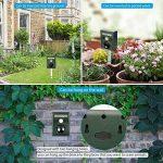 Kaifire Répulsifs Chat, ultrasons solaire Chat Animal Distributeur étanche Défense défense(avec capteur infrarouge) de la marque Kaifire image 3 produit