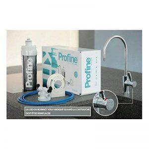 Kit Profine traitement Chlore, Goûts, odeurs, pesticides, herbicides, fongicides, métaux lourd de la marque Desineo image 0 produit