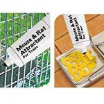 La souris au fromage et son attractif pour rats (appât naturel sans poison, attire les rongeurs, réapparaît jusqu'à 60 pièges), tube de 26 g de la marque The Big Cheese image 5 produit