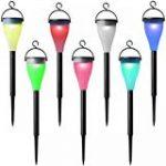 Lampe Solaire Jardin, OxyLED Eclairage Extérieur sans Fil, Lumière Solaire de Patio en Forme de Libellules/ Colibris/ Papillons,3 Pack, GL-01 de la marque OxyLED image 4 produit
