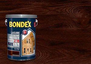Lasure Ultim' Protect 12 Ans, Bondex - Chêne Rustique Satin, 5L de la marque Bondex image 0 produit