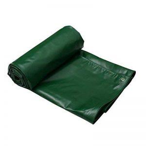 LAXF-Bâches DIKA UK bâche armée de protection/Bâche imperméable résistant, 650g/m², vert - 100% imperméable à l'eau et UV protégé de la marque LAXF-Bâches image 0 produit