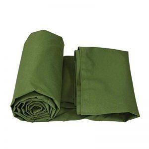 LAXF-Bâches DIKA UK bâche armée de protection/Bâche imperméable résistant, 700g par mètre carré, vert - 100% imperméable et UV protégé de la marque LAXF-Bâches image 0 produit