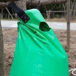 LEISURE TIME Sac d'eau d'arbre, système de goutte à goutte d'usine de libération lente de PVC Système automatique d'égouttement parfait pour planter des arbres et des arbustes, vert (50L) de la marque LEISURE TIME image 1 produit