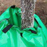 LEISURE TIME Sac d'eau d'arbre, système de goutte à goutte d'usine de libération lente de PVC Système automatique d'égouttement parfait pour planter des arbres et des arbustes, vert (50L) de la marque LEISURE TIME image 3 produit
