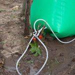 LEISURE TIME Sac d'eau d'arbre, système de goutte à goutte d'usine de libération lente de PVC Système automatique d'égouttement parfait pour planter des arbres et des arbustes, vert (50L) de la marque LEISURE TIME image 4 produit