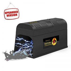 Lemebo Piège à souris électronique Multi-kill Professionnel Réutilisables Pièges à Rat (1 Pack) de la marque Lemebo image 0 produit