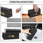 Lemebo Piège à souris électronique Multi-kill Professionnel Réutilisables Pièges à Rat (1 Pack) de la marque Lemebo image 3 produit