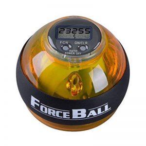 LINJU Vigueur Balle, Avant - Bras Et Du Poignet De Force D'exercice Des couilles (yellow) de la marque image 0 produit