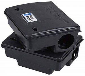 Lot de 2 boites d'appât robustes pour souris et pour rats pour l'extérieur de Pest Expert. de la marque Pest Expert image 0 produit