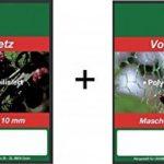 Lot de 2 Filets Anti-Oiseaux pour Cerisiers 8X8M de la marque GREEN TOWER image 1 produit