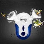 Lutte antiparasitaire à ultrasons, lutte antiparasitaire électronique Lutte contre les répulsifs Contrôle interne des insectes et des rongeurs de la marque Clling image 3 produit