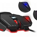 Mad Catz Souris de jeu laser Rat 6 / Modèle noir de la marque Mad Catz image 2 produit