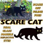 Medipaq - Effrayer Jardin Chat Avec Les Yeux En Réfléchissant- Dissuasion Cat de la marque Medipaq image 2 produit