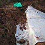 Membrane géotextile Tissu polaire–13.5metres SQ–Puisard–mauvaises herbes–Allée–Protection au Sol de la marque Spudulica image 4 produit