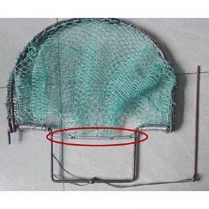 Moineau Portable Léger Pigeon Oiseau Caille Humane Live Attrape-Moustique Filet de Chasse 49X30cm de la marque Zantec image 0 produit