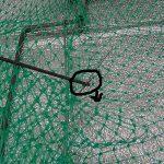 Moineau Portable Léger Pigeon Oiseau Caille Humane Live Attrape-Moustique Filet de Chasse 49X30cm de la marque Zantec image 3 produit