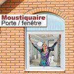 Moustiquaire Fenetre casa pura® | Protection n°1 Anti-Insecte : Maille Fine Stop Insecte | Découpable & Indéchirable | 300x150cm de la marque casa pura image 4 produit