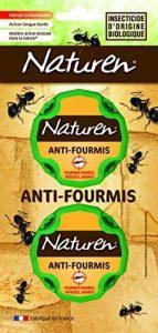 Naturen 8513 Pack de 2 Appâts Fourmis 10 g de la marque NATUREN image 0 produit