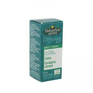 Naturesun aroms - Diffusion Anti-Tabac - Assainissant Bio - 10 ml de la marque Naturesun aroms image 0 produit