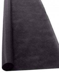 Non Tissé membrane géotextile–1.1m x 100m Rouleau (110/M²)–(pour une utilisation dans la construction de Les Allées, de patio, les trottoirs, pavés, puisards, Land, canalisations, etc..)–50g/SM–Sans Jour ouvrable suivant au Royaume-Uni Livraiso image 0 produit