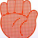 OUNONA tapette à mouche télescopique plastique Tapette à mouche 14 x 12 x 43cm lot de 10 (Couleurs Mixtes) de la marque OUNONA image 1 produit