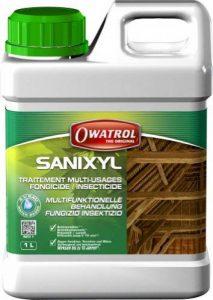 Owatrol Sanixyl Traitement de préservation des bois 1 L de la marque Owatrol image 0 produit