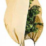 Pack de 3 housses d'hivernage L - 100 x 80 cm, 80 g/m² de la marque Royal gardineer image 2 produit