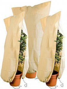 Pack de 3 housses d'hivernage XL - 180 x 120 cm de la marque Royal gardineer image 0 produit