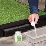 PetSafe Kit Jetable Pee-Pod pour Pelouse de remplacement Pet Loo, Anti-Odeur, Biodégradable de la marque PetSafe image 3 produit