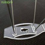 Pic anti pigeons 0,5 mètre de Nuisipic 1 répulsif pigeon très efficace de la marque Nuisipro image 2 produit
