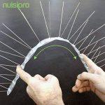Pic anti pigeons 5 mètres de Nuisipic 1 répulsif pigeon très efficace de la marque NUISIPRO image 1 produit