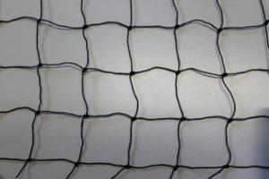 Pieloba Filet pour enclos d'animal ou volière Noir Épaisseur du fil 1,2 mm Mailles 5 cm Dimensions 4 x 10 m de la marque Pieloba image 0 produit