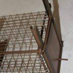 piège cage capture 2 entrées rats, lapins , rongeurs ou animaux de taille similaire fabrication Française de la marque TRAPGALLIER image 2 produit