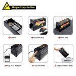 Piège à rat électronique, le piège à rat électronique réutilisable permet une dératisation efficace pendant de nombreuses années (Utilisation à l'intérieur uniquement) de la marque Aken image 3 produit
