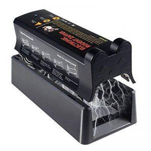Piège à rat électronique, le piège à rat électronique réutilisable permet une dératisation efficace pendant de nombreuses années (Utilisation à l'intérieur uniquement) de la marque Aken image 0 produit