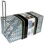 Piège à Rat & Souris Piège de capture 21 cm - Cage - Pour Animaux Avec une entrée Simple à utiliser & infaillible de la marque PROHEIM image 2 produit