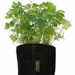 Pot géotextile 5 litres sans anses. PLANTPOT de la marque Espacio Vegetal image 1 produit