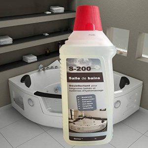Produit d'entretien nettoyant baignoire balnéo et système hydromassage de la marque Fa image 0 produit