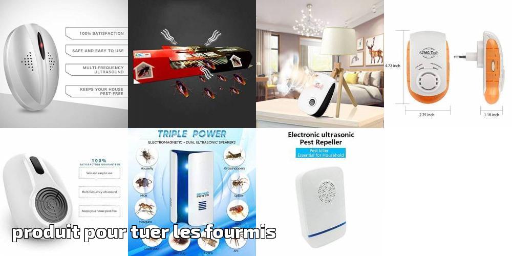 produit pour tuer les fourmis comment choisir les. Black Bedroom Furniture Sets. Home Design Ideas